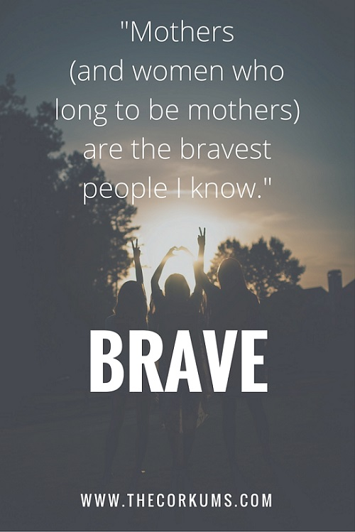 brave mother