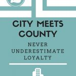 City meets county #2