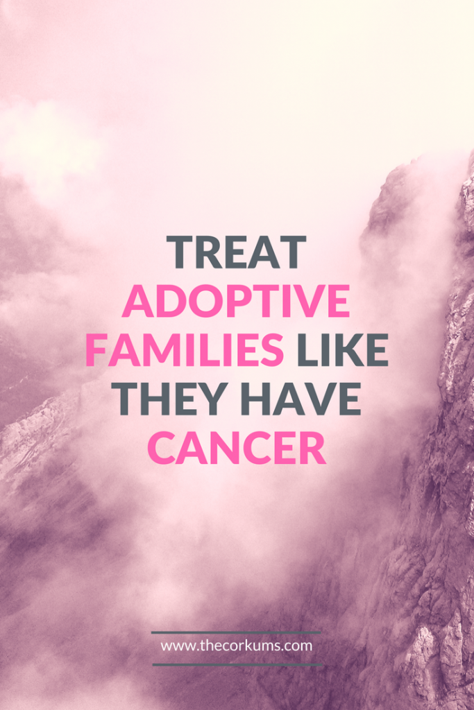 adoptive families cancer