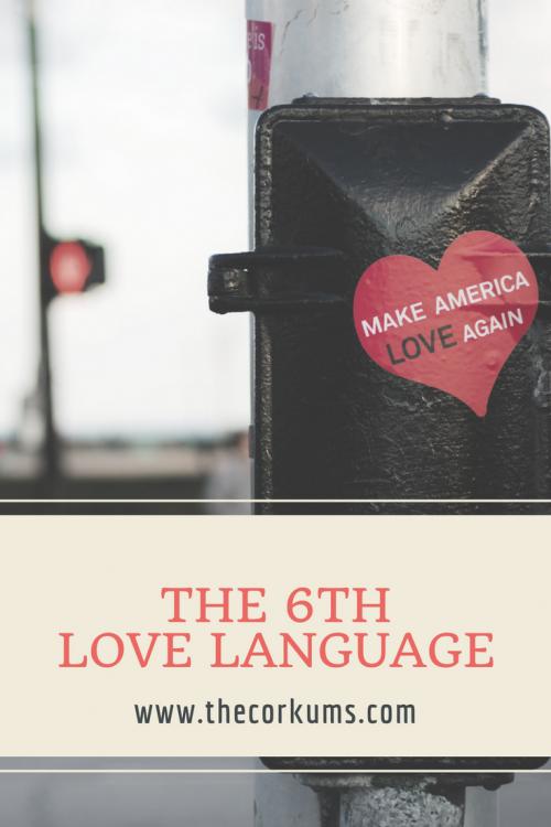 The 6thLOVE LANGUAGE