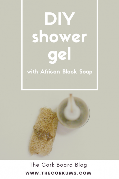 My first experience with African black soap was at a farmer's market last summer. I bought a bar on a whim. I'm not sure why because bar soap is one of my ...