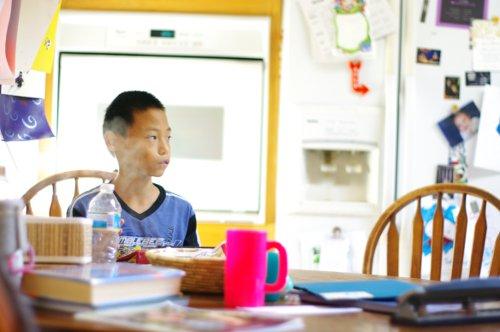 homeschool essential oils diffusing fasd