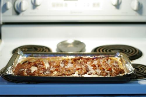 baking bacon paleo