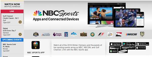 nbc mobile app olympics